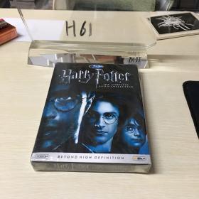 哈利·波特蓝光系列(1-7)华纳 限量礼盒版