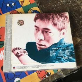 许志安 ANDY HUI  (正版CD)