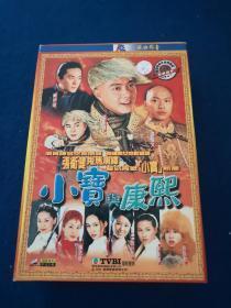 小宝与康熙(VCD光盘28张)