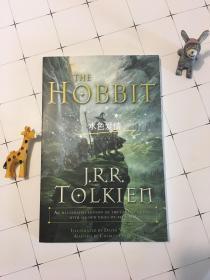 霍比特人漫画 美国版平装The Hobbit (Graphic Novel) Tolkien Del Rey Books