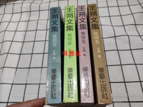 王朔文集(全四册)