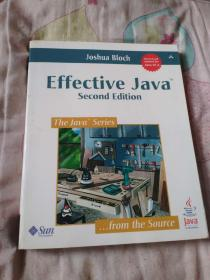 Effective Java (second edition)