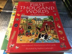 FirstThousandWordsinEnglish