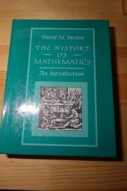 Burton的数学史  The History of Mathematics : An Introduction