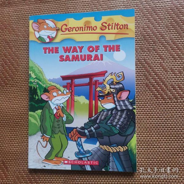 Geronimo Stilton #49: The Way of the Samurai  老鼠记者#49:武士卷宗之谜