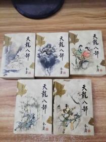 天龙八部(全五册):新修文库本
