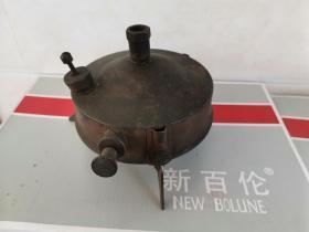 民国时期传教士用的拉杆式气压煤油炉(产地:澳大利亚)