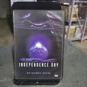 天煞 地球反击战 DVD 盒装  光盘碟片(个人收藏品) 外国电影 绝版