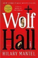 Wolf Hall狼厅,都铎王朝三部曲,2009年布克奖获奖作品,希拉里·曼特尔,英文原版