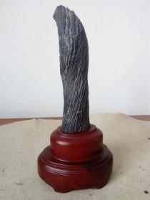 灵璧石:小石柱
