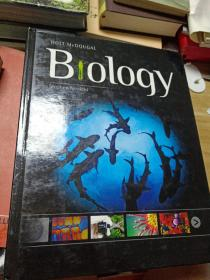 Holt McDougal Biology: Student Edition)精装