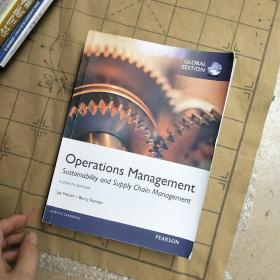 Operations Management 运营管理全球版