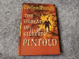 万叶堂英文原版 The Ordeal of Gilbert Pinfold(伊夫林·沃《吉尔伯特·皮弗德的痛苦体验》