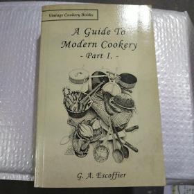 A Guide to modern cookery /Part i