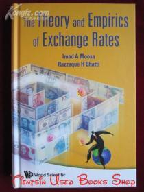 The Theory and Empirics of Exchange Rates(英语原版 精装本)汇率的理论与实证