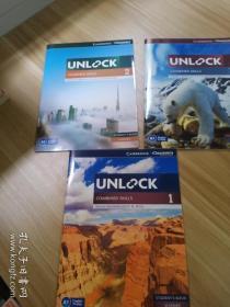 UNLOCK COMBINED SKILLS (3本练习册)