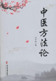 中医方法论 正版  沈宇峰  9787515217130