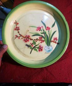 50年代搪瓷盤