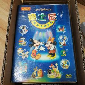 迪士尼经典卡通珍藏 24DⅤD(正版)赠单张版《爱丽丝梦游仙境》