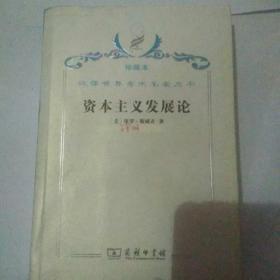 汉译世界学术名著丛书·资本主义发展论:马克思主义政治经济学原理