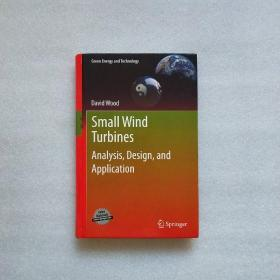 Small Wind Turbines: Analysis, Design, and