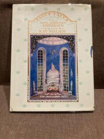 Fairy Tales by Hans Christian Anderson(《安徒生童话故事》,北欧怪杰Kay Nielsen绝美插图,布脊精装大开本,带护封,印制精良)