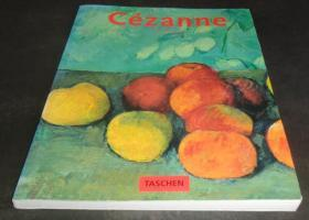 2手英文 Paul Cezanne: 1839-1906 : Nature into Art 塞尚 有几页有折痕 scb10