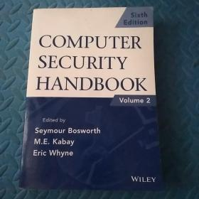Computer Security Handbook sixth edition