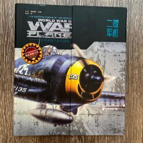 世界武器手绘珍藏本 二战军机