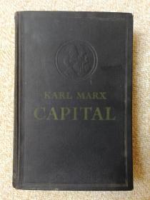 《资本论》英文版第一卷