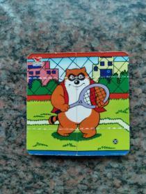 小浣熊干脆面折叠卡百变天书--30