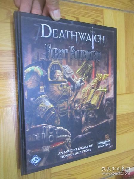 Deathwatch:FirstFounding