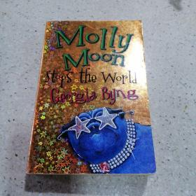 Molly moon : stops the world莫莉·月亮:停止世界。