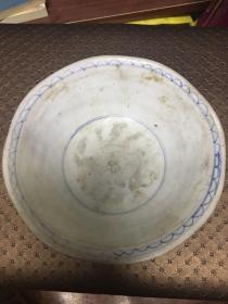民国碗 高6cm口部直径16.5cm