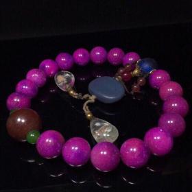 紫宝石念珠