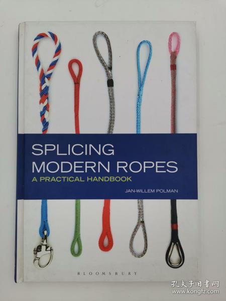 Splicing Modern Ropes  A Practical Handbook