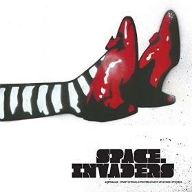 Space Invaders: Australian Street / Stencils / Posters / Pasteups / Zines / Stickers