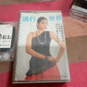 正版磁带,流行世界。段品章范琳琳等等