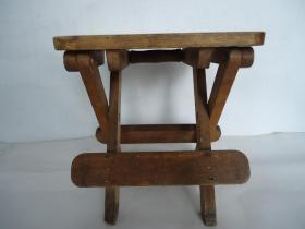 折叠木板凳