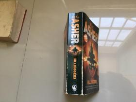 德文原版 NEAL SAHER HILLDIGGERS