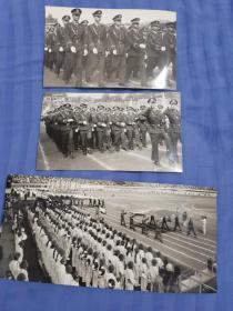 90年代公安老照片,黑白照片