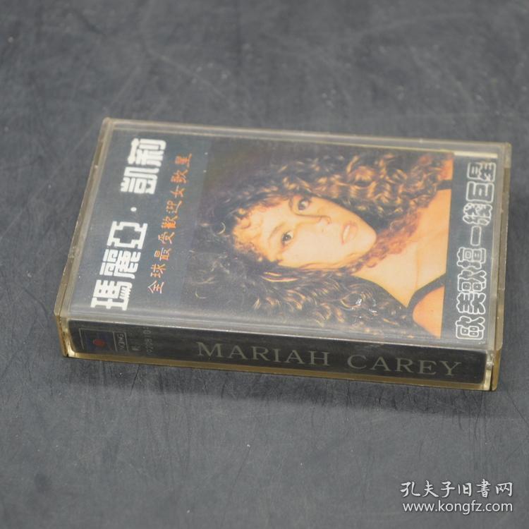 老磁带 MARIAH CAREY