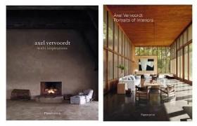 Axel Vervoordt: Wabi Inspirations+  Axel Vervoordt:Portraits of Interiors 两本一套