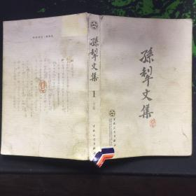 孙犁文集 ( 1 )小说