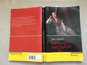 德文原版 RecIam Austen Verstand undGefuhi