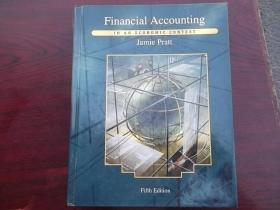 FINANCIAL ACCOUNTING IN AN ECONOMIC CONTEXT经济背景下的财务会计