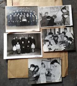 电子管厂合影及个人老照片