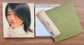 蔡淳佳 JOI 同名专辑 首张专辑 爱如潮水 附侧标纸套卡片 台版