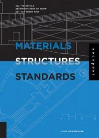 Materials, Structures, And Standards