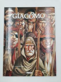 GIACOMO C.:T.15-LA CHANSON DES GUENILLES